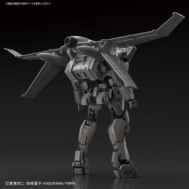 1/60 Full Metal Panic! Invisible Victory - ARX-7 + XL-2 Arbalest Ver. IV (With XL-2 Booster)