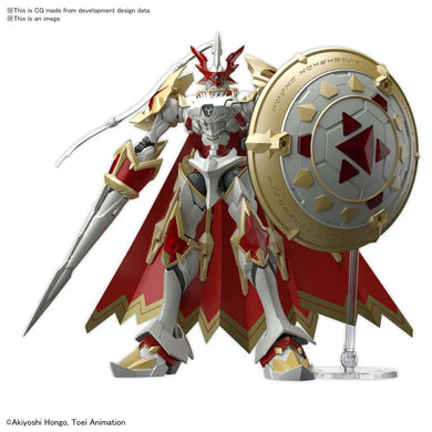 "Pre-Order Figure-rise Amplified - Dukemon/Gallantmon ""Digimon"""