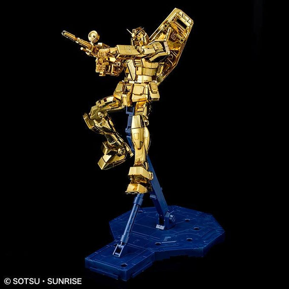 Gundam Base Limited MG RX-78-2 ver 3.0 [Gold Coating]