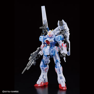 Pre-Order Gundam Base Limited HG Second V [Clear Color]