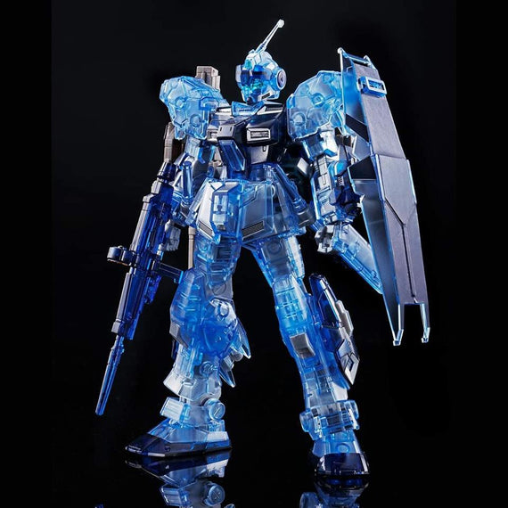 Gundam Base HGUC RX-80PR Pale Rider [Space Type Clear Color]