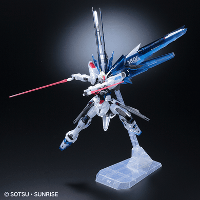 Gundam Base Limited MG Freedom Gundam Ver 2.0 [Clear Color]