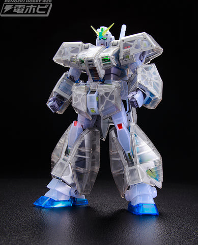 "Gundam Base Limited MG RX78 NT-1 Gundam ""Alex"" Ver 2.0 [Clear Color]"