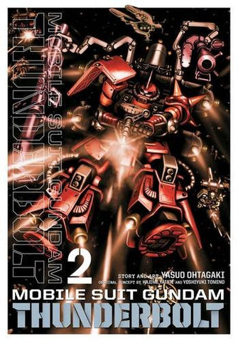Mobile Suit Gundam Thunderbolt Vol. 2