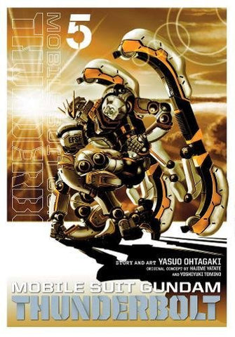 Mobile Suit Gundam Thunderbolt Vol. 5