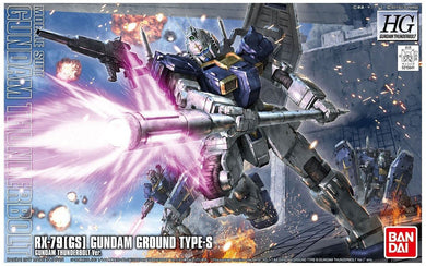 HG Gundam Ground Type S (Gundam Thunderbolt Ver)