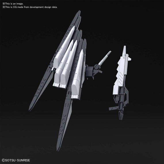HGBD:R Fake Nu Weapons