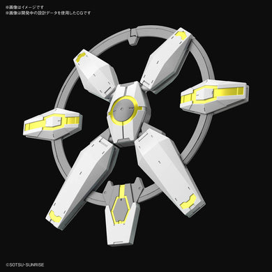 Pre-Order HGBD:R Protagonist's Unit New Weapon 2