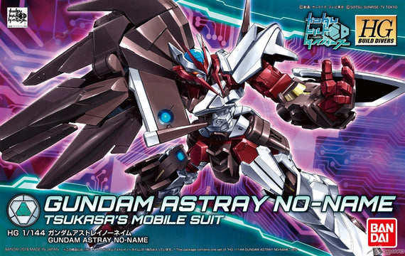 HGBD Gundam Astray No Name