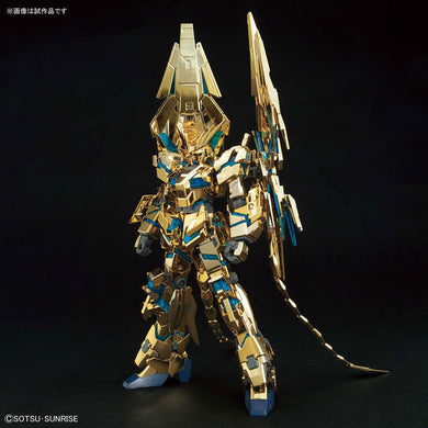 HGUC Unicorn Gundam 03 Phenex Destroy Mode [Gold Plating] (Narrative Ver)