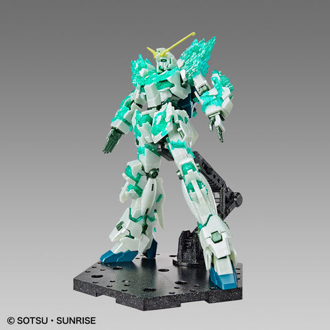 HG 1/144 Gundam Base Limited Unicorn Gundam (Luminous Crystal Body)