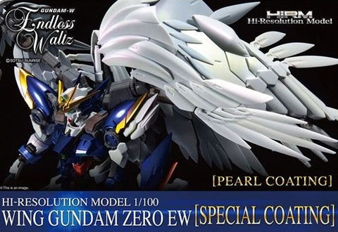 HiRM Gundam Wing Zero EW (Plated Coating)