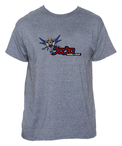 Jojo Hobby n Stuff Short Sleeve T-Shirt (Gray)