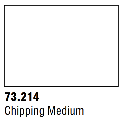 Vallejo Mecha Auxiliaries 73.214 - Chipping Medium