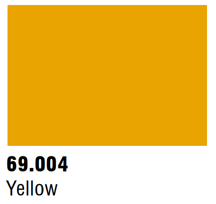 Vallejo Mecha Color 69.004 - Yellow