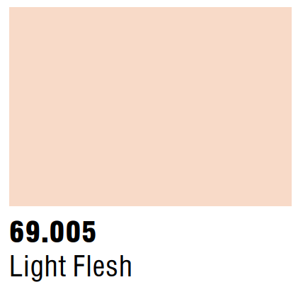 Vallejo Mecha Color 69.005 - Light Flesh