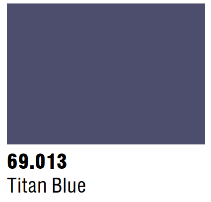 Vallejo Mecha Color 69.013 - Titan Blue
