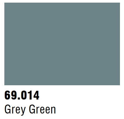 Vallejo Mecha Color 69.014 - Grey Green