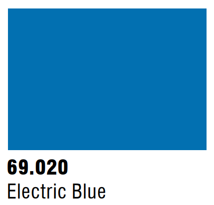 Vallejo Mecha Color 69.020 - Electric Blue