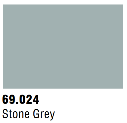 Vallejo Mecha Color 69.024 - Stone Grey