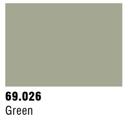 Vallejo Mecha Color 69.026 - Green