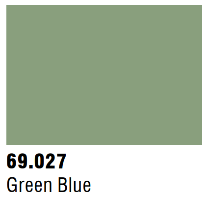 Vallejo Mecha Color 69.027 - Green Blue
