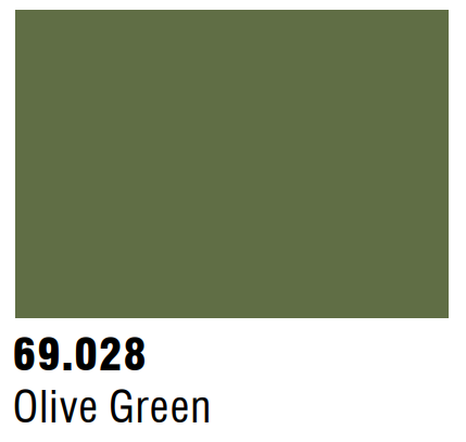Vallejo Mecha Color 69.028 - Olive Green