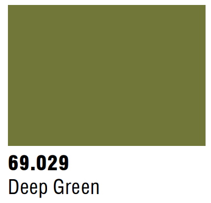 Vallejo Mecha Color 69.029 - Deep Green