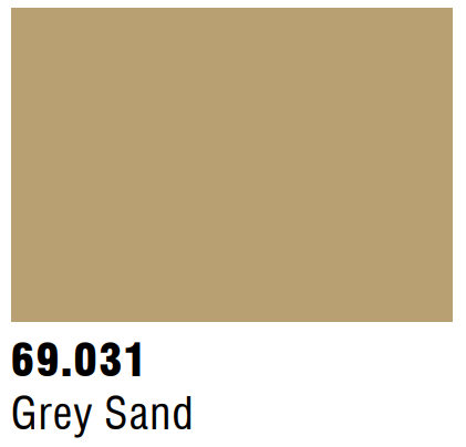 Vallejo Mecha Color 69.031 - Grey Sand