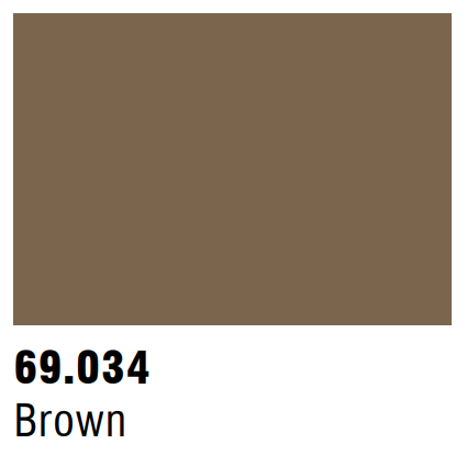Vallejo Mecha Color 69.034 - Brown