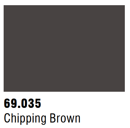 Vallejo Mecha Color 69.035 - Chipping Brown