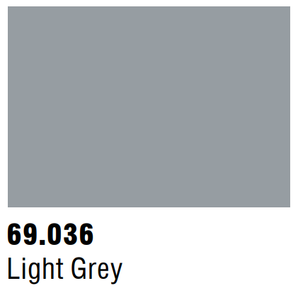 Vallejo Mecha Color 69.036 - Light Grey
