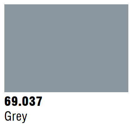Vallejo Mecha Color 69.037 - Grey