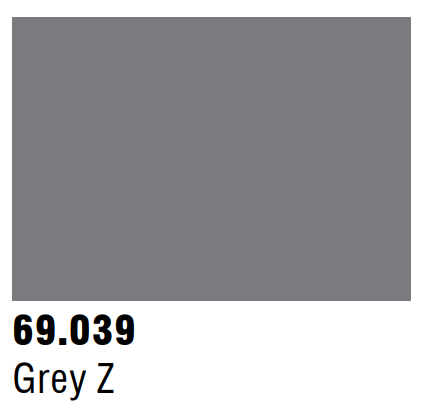 Vallejo Mecha Color 69.039 - Grey Z