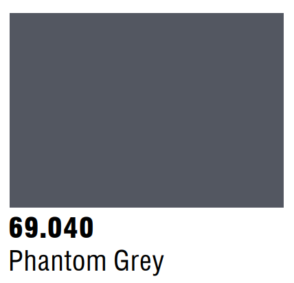 Vallejo Mecha Color 69.040 - Phantom Grey
