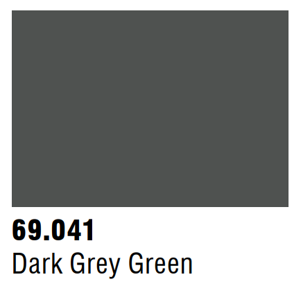 Vallejo Mecha Color 69.041 - Dark Grey Green