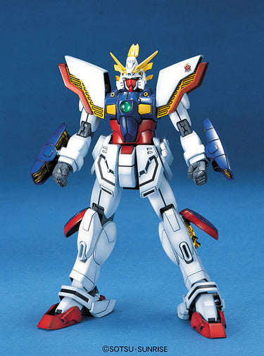 MG Shining Gundam