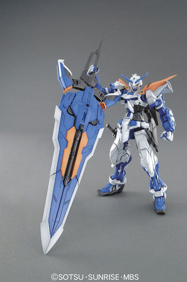 MG Gundam Astray Blueframe Second Revise