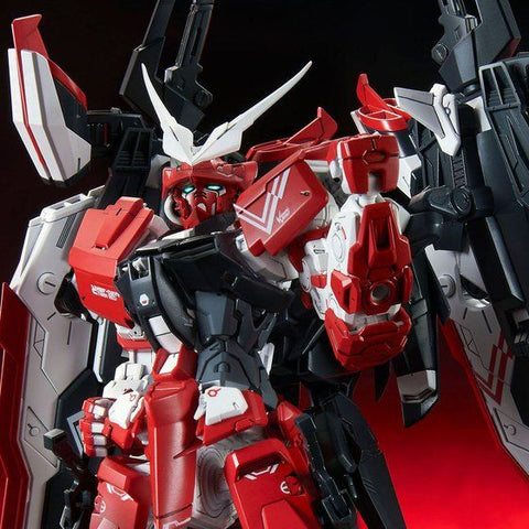 MG Gundam Seed vs Astray - Astray Turn Red