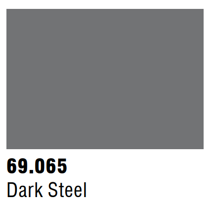 Vallejo Mecha Metallic 69.065 - Dark Steel