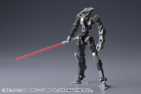 M.S.G Modeling Support Goods - Gimmick Unit 04 LED Sword Red Ver