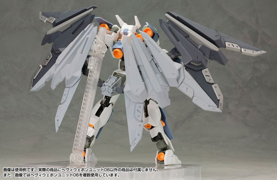 M.S.G Modeling Support Goods - Heavy Weapon Unit Exceed Binder