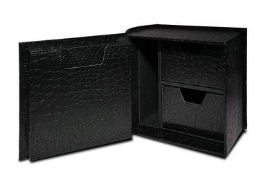 Ultra Pro Deck Box Opus Illuminated Card Chest Dragon Hide