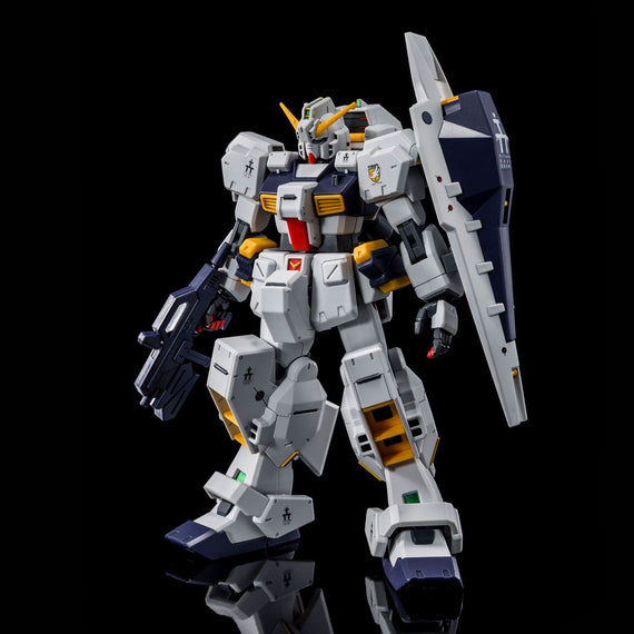 P-Bandai HGUC Hazel Custom and Gundam TR-6 Conversion Parts