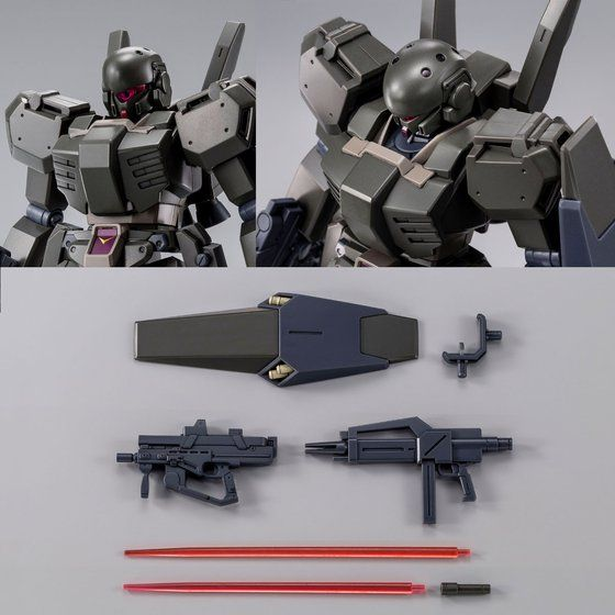 (P-Bandai) HGUC Jegan D Type [Escort Team Custom]