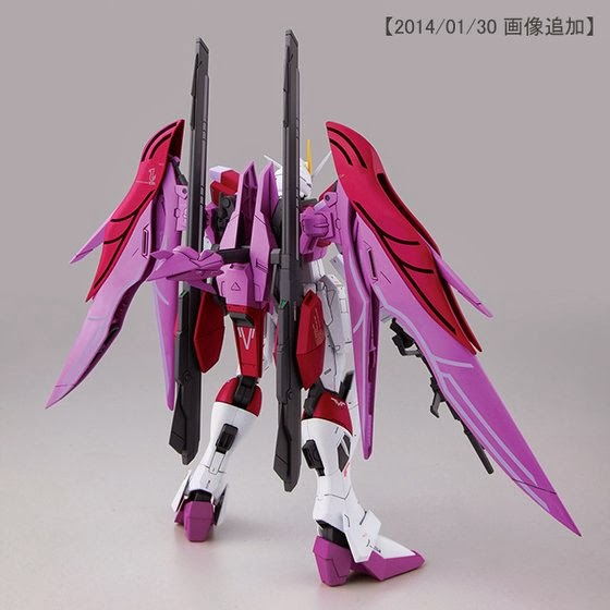 (P-Bandai) MG Destiny Impulse R (Regenes)
