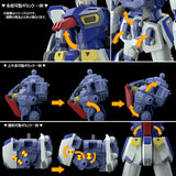 Pre-Order (P-Bandai) MG Gundam F90 - January Prints