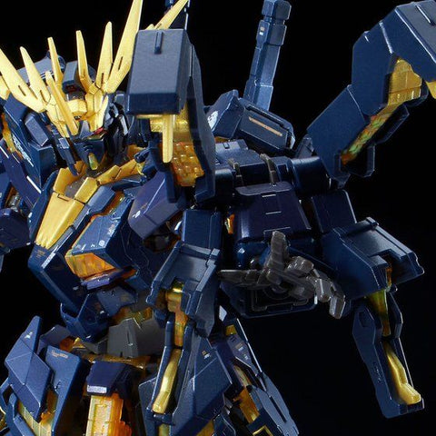 RG Banshee Norn + P-Bandai RG Armed Armor VN / BS Equipment  - Special