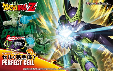 Dragon Ball Z: Perfect Cell Figure-rise Standard Model Kit