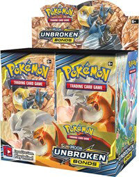 Pokemon SM10 Unbroken Bonds Booster